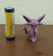 3rd Generation pokemon plastic figure Espreon 1-2 inches tall NEW in U.S