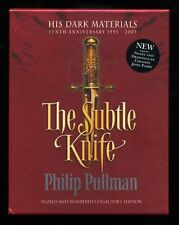 Philip Pullman - The Subtle Knife SIGNED & Numbered Limited Edition
