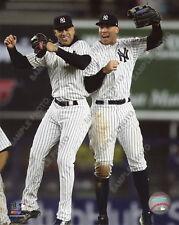 Giancarlo Stanton & Aaron Judge 2018 New York NY Yankees Authentic 8x10 Photo