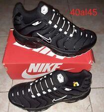 Nike Tn Air Max Plus Nera Dal 40 Al 44 ✅ Feed Positivi✅Garanzia Ebay