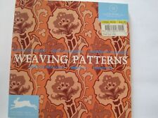 Weaving Patterns (Agile Rabbit Editions) By Pepin Press-New
