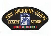 18th Airborne Corps Desert Storm Hat Patch