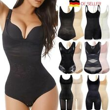 Damen Ganzkörper Slim Body Shaper Bauch Kontrolle Shapewear Mieder-Bodys Korsett