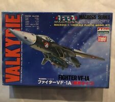 VALKYRIE Macross  VF-1A Fighter  Anime Plastic Model Kit 1/100