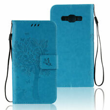 For Samsung Galaxy NOTE 9 8 5 4 Ultra Case Leather Wallet Flip Stand Phone Cover