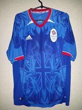 Great Britain Adidas Olympic Football Soccer Jersey 2012
