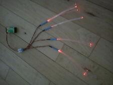 Star Wars Model Fibre Optic Led Light Kit Science Fiction Model Making Diorama R