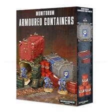 Warhammer 40.000/40k: Munitorum Armoured Containers - Space Marines/Adeptus Asta
