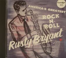 RUSTY BRYANT & The Carolyn Club Band - 23 Instrumentals