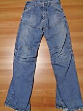 G-Star Elwood Women's Blue  Tapered, Carrot Jeans loose W29 L34 Long A69