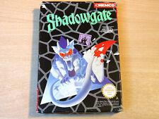 Nintendo NES - Shadowgate by Kemco