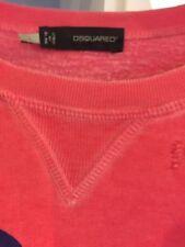 Dsquared2 Cotton Crew Neck Hoodies & Sweatshirts for Men