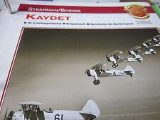 Fliegen 14: Karte 94 Stearman/Boeing Kaydet