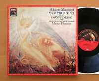 Alberic Magnard Symphony no. 4 Michel Plasson 1983 EMI 1731841 NEAR MINT