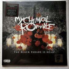 MY CHEMICAL ROMANCE - THE BLACK PARADE IS DEAD 2019 RECORD STORE DAY VINYL