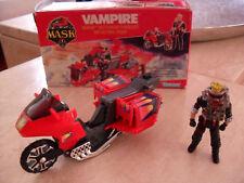 """M.A.S.K. """"Vampire""""  Floyd Malloy VENOM Motorad Kenner"""