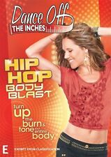 Dance Off The Inches - Hip Hop Body Blast (DVD, 2012)
