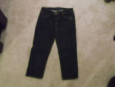 G-UNIT CROPPED STRETCH JEANS SIZE 5 (29 X 20)