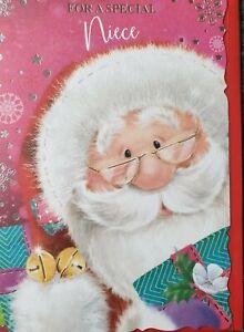 FOR A SPECIAL NIECE - NIECE CHRISTMAS CARD