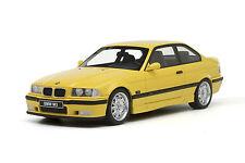 1:18 Otto Mobile BMW M3 E36 yellow OT666 NEW SHIPPING FREE