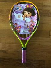 Wilson Dora The Explorer Youth Tennis Racket 19� Ages 2-5