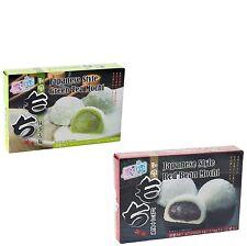2x Japan Reiskuchen Mix Pack Grüner Tee Mochi + Adzuki Mochi Dessert 2x 210g