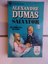 Alexandre DUMAS Salvator et Les Mohicans de Paris tome 2 ( Marabout 1976 tbe )