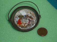 Miniature Wire Basket *19th Century*
