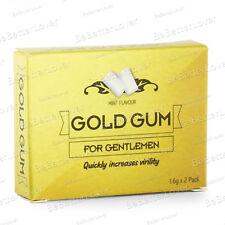 VXL INSTANT Pills- Try  Gentleman's GOLD GUM x 6 Enhancement effective