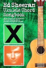 Ed Sheeran Ukulele Chord Songbook Sing Nina One X Multiply + Plus 9781785581090