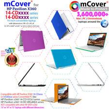 "NEW mCover® Hard Shell Case for 14"" HP Pavilion X360 14-CDxxxx 14-DDxxxx laptop"