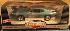 ERTL 1969 Pontiac GTO American Muscle Model