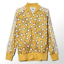 Adidas Men's Jeremy Scott Bones Track Jacket Size Large FREE SHIPPING S07150