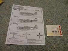 Modelmark decals 1/72 US 56th FG P47D-10-RA -11-RA   C46
