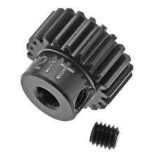 """Team Associated ASC1339 FT Aluminum 21T 48P 1/8"""" Shaft Pinion Gear"""