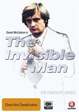 The Invisible Man - The Complete Series DVD Region 4