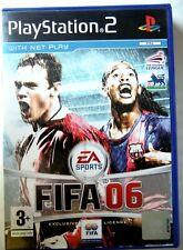 66739 FIFA 06-Sony PS2 Playstation 2 SLES 53529 (2005)