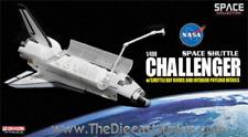Dragon Models  1:400 Space Shuttle Challenger wShuttle Bay Doors Open #56214