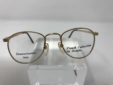 French Collection Eyeglasses By Benglo Gold B.G. Parisan 44-17-125 G951