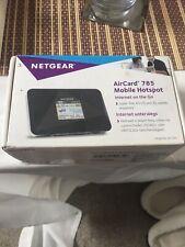 NETGEAR AirCard 785 4G LTE Mobile Hotspot (AC785-100EUS)
