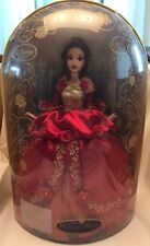 Disney Deluxe Beauty And The Beast Belle Doll Limited Edition Rare Htf Sealed