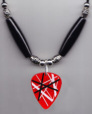 Eddie Van Halen Signature Red Frankentrat Guitar Pick Necklace - 2004 Tour