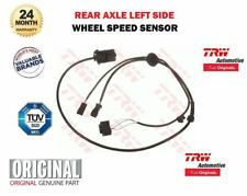 TRW Sensor Raddrehzahl Für AUDI A6 GBS2506