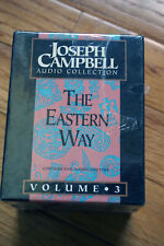 Joseph Campbell Collection: Volume 3: The Eastern Way 5 Cassettes BRAND NEW