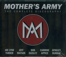 MOTHER'S ARMY COMPLETE RMST 3 CD - Joe Lynn Turner - Jeff Watson - Bob Daisley