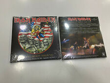 IRON MAIDEN 2 CD LEGACY OF THE BEAST TOUR 19 LIVE IN PHOENIX  17/09/2019
