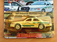 San Sebastian Municipal Crown Victoria Interceptor Puerto Rico Police