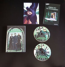 PELICULA DVD MATRIX RELOADED