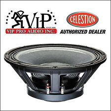 "Celestion FTR15-4080HDX 15"" Pro Cast Frame Bass Speaker 2000W 8-Ohm Woofer -NEW-"