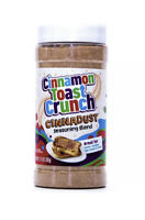 NEW! Cinnamon Toast Crunch CINNADUST Seasoning Blend (13.75 oz each) FREE SHIP-!